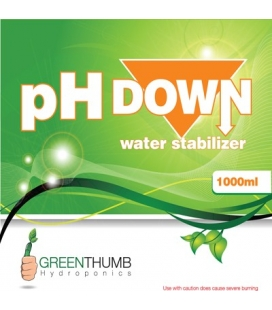 pH Down 1 Litre