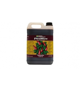 General Hydroponics FloraMicro 5L (Softwater)