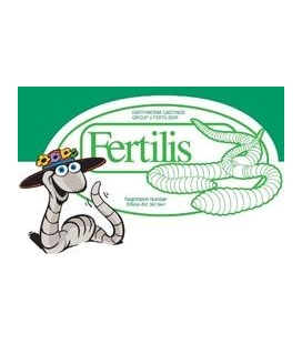 Fertilis Organic Worm castings 50dm