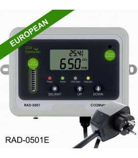 Day Night CO2 Monitor & Controller