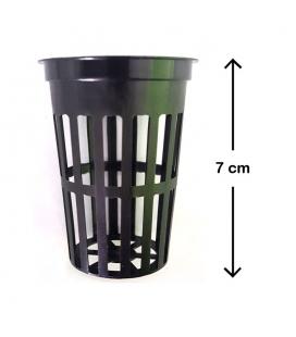 Net pot Long 50mm