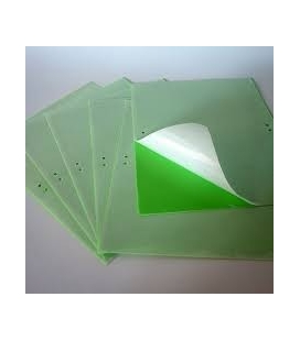 Green Sticky Cards