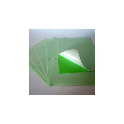 Green Sticky Cards