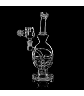 Mothership Faberge Egg Clear
