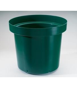 58 cm Round Pot Green