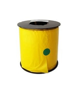 Yellow Sticky Tape 100m/15cm