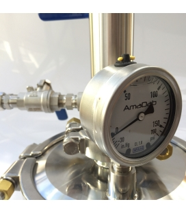 Amadab 450g CLS with jacketed Column