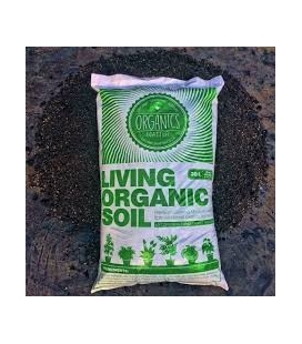 Organics Matter Living soil 30L
