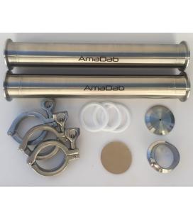 """AmaDab 2"""" Pro Extraxtion Kit"""
