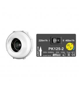 Prima Klima PK125 2 Speed Silent Fan 125mm