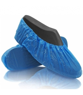 Plastic Shoe Covers Pack of 100
