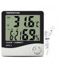 Digital Series Indoor/Outdoor min Max Thermometer