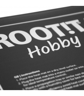 ROOT!T Hobby 60W Heat Mat - EU Plug