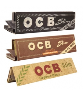 OCB Rolling Paper - Unbleached King Size