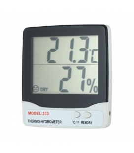 Temperature and Humidity Indicator 303
