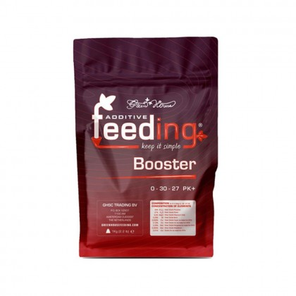 Green House Poweder Feed - Booster 500g