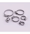 Pipe Clamp 40mm - 60mm Stainless Steel