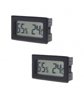 Hygro- Temp Mini Display