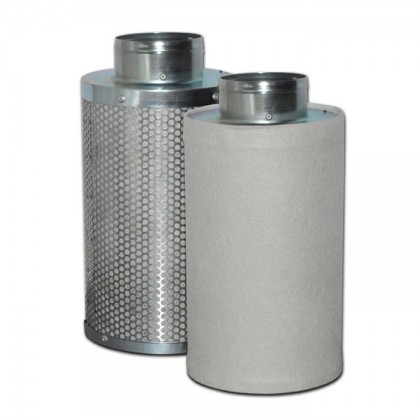 "Carbon Filter - Air Scrubber 4"" 400mm"