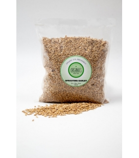 Organics Matter Barley Sprouting seeds 1kg