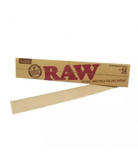 """RAW 12"""" Rolling paper"""