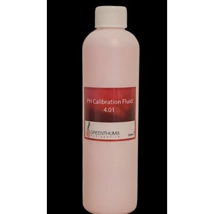 PH Calibration Fluid 4.01