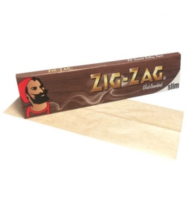 Zig Zag Rolling Papers - Unbleached Regular