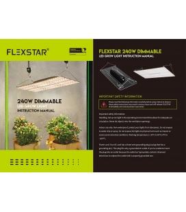Flexstar 240W Dimmable LED