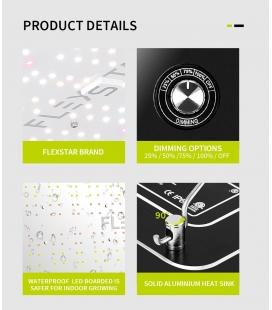 Flexstar 120w Dimmable LED