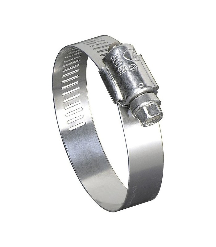 Pipe Clamp 20mm - 32mm Stainless Steel