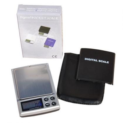 Pocket Scale 156 – 200gr./0.01gr.