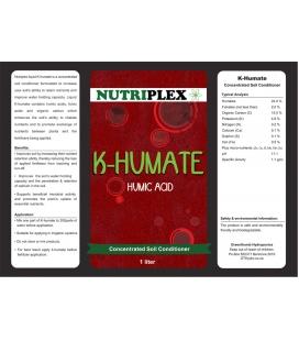 Humic Acid 1 Liter