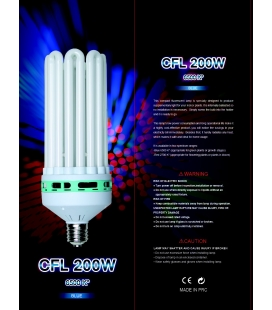 CFL 200W 6400k Cool white