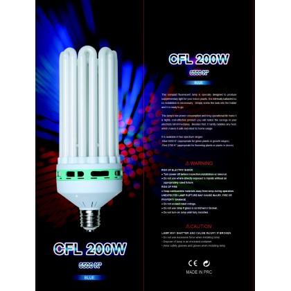 CFL 200W 6400k Cool white