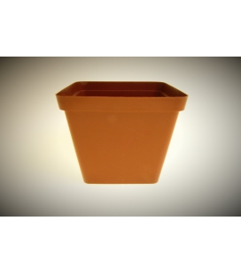 175mm Square pot