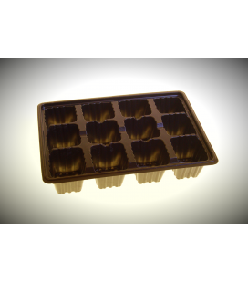 Seed Tray 12 Pots/38mm