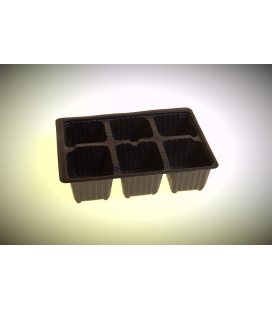 Seed Tray 6 Pot/60mm