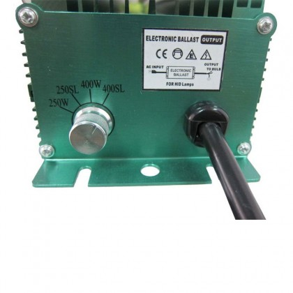 Quantum 400 - Electronic Ballast without fan