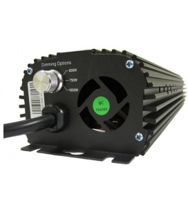 Blackline 1000w - Electronic Ballast with fan