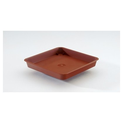 175mm square saucer