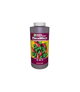 General Hydroponics FloraMicro 1L (Softwater)
